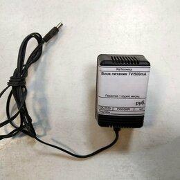 Блоки питания - Блок питания 7V/500mA, 0