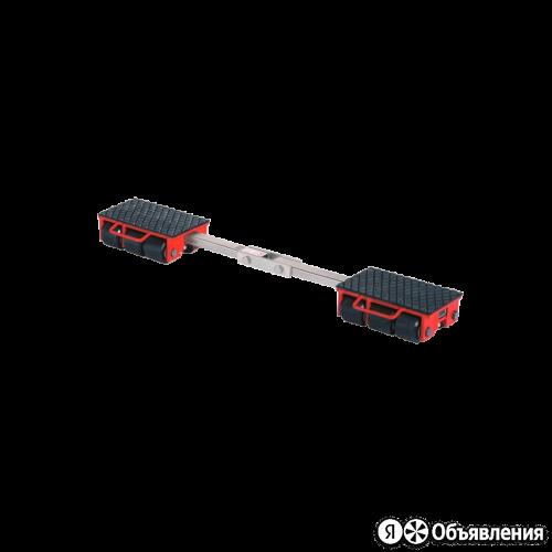 Роликовые платформы TOR Роликовая платформа подкатная Y16 г/п 16т по цене 27075₽ - Промышленное климатическое оборудование, фото 0