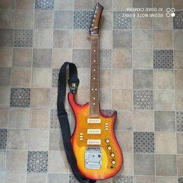 Электрогитары и бас-гитары - Электро -гитары, 0
