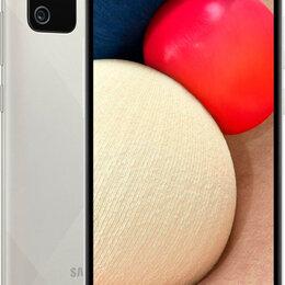 Мобильные телефоны - Samsung Galaxy A02S 3/32Gb белый A025FZ (EAC), 0