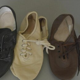 Обувь для спорта - Джазовки для танцев новые, 0