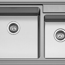 Кухонные мойки - Кухонная мойка Seaman Eco Roma SMR-8650B, 0