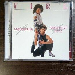 Музыкальные CD и аудиокассеты - CD Radiorama - Fire (Greatest Hits), 0