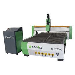 Фрезерные станки - Фрезерно-гравировальный станок с ЧПУ WoodTec CH 2030L, 0