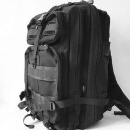 Рюкзаки - Чёрный рюкзак туристический , 0