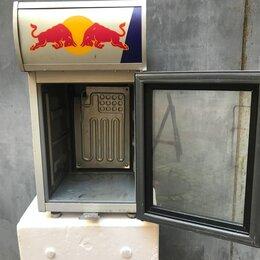 Холодильники - мини Холодильник для напитков c лого Ред Булл Red Bull (не работает), 0