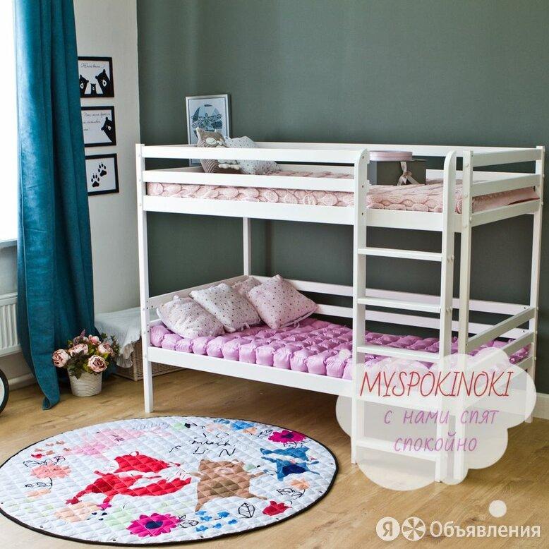 Кровать двухъярусная по цене 19000₽ - Кроватки, фото 0