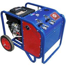 Комплектующие для электрогенераторов - Гидростанция бензиновая Энерпред 2-НБР-40А2, 0
