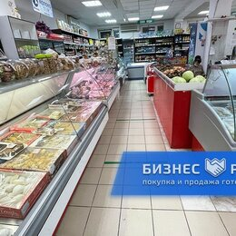 Торговля - Торговый зал продуктового магазина, 0