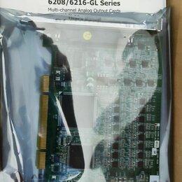 Промышленные компьютеры - Новая плата ADLink ввода-вывода PCI-6216V-GL , 0