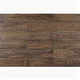 Массивная доска - Массивная  доска Amber Wood Дуб Коттедж браш масло 120, 0