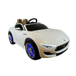 Электромобили - Электромобиль детский Maserati A005AA, 0