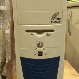 """Настольные компьютеры - Системный блок (по """"XP Professional"""" 2002), 0"""