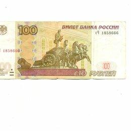 Банкноты - Российские 100 рублей, 0