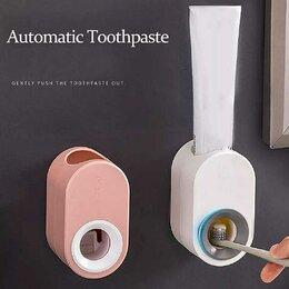 Мыльницы, стаканы и дозаторы - Автоматический дозатор для зубной пасты, 0