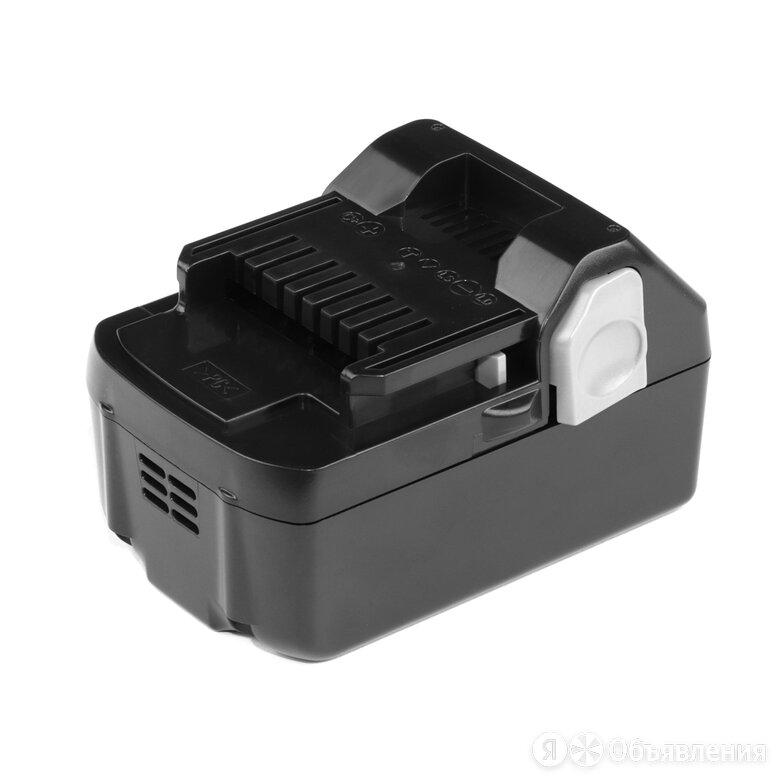 Аккумулятор для Hitachi BSL.14.4V 3.0Ah (Li-Ion) PN: BSL1415 по цене 3750₽ - Аккумуляторы и зарядные устройства, фото 0