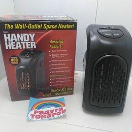 Обогреватели - Портативный мини обогреватель handy heater 400вт handy heater, 0