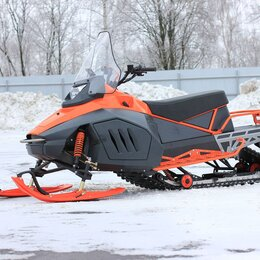 Мото- и электротранспорт - Снегоход Irbis Tungus 500L, 0