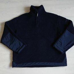 Толстовки - Crossover fleece overshirt, 0