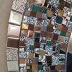 Круглое зеркало в мозаичной раме.  по цене 9990₽ - Зеркала, фото 1