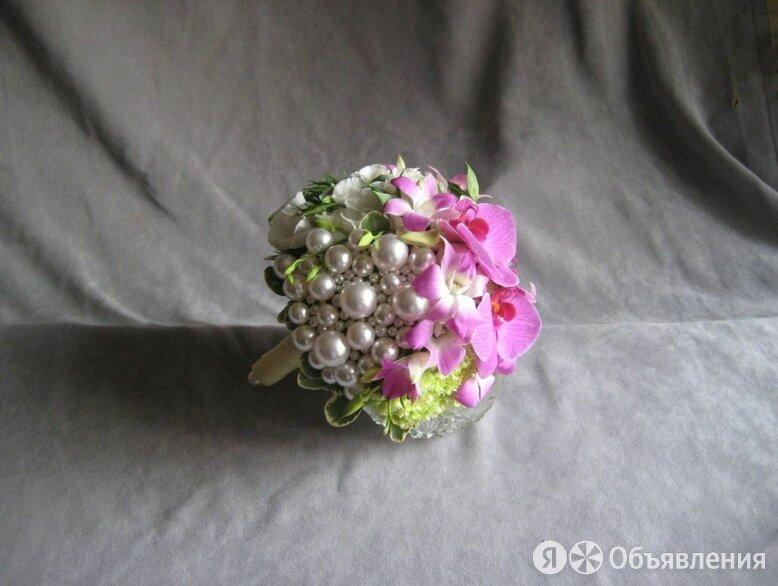 Необычный букет невесты по цене 3000₽ - Свадебные украшения, фото 0