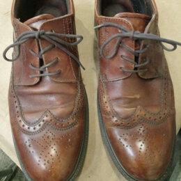 Ботинки - Броги 46 размер , 0