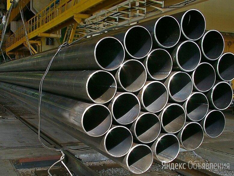 Труба стальная электросварная 325х5 Ст10 ГОСТ 10704-91 по цене 41000₽ - Металлопрокат, фото 0