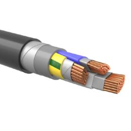 Кабели и провода - ВВГнг(А)-FRLS зл 3х2,5 Сертификат, 0