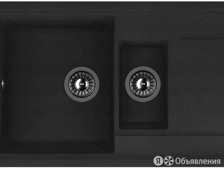 Мойка кухонная Florentina Липси 780К черный по цене 16200₽ - Кухонные мойки, фото 0