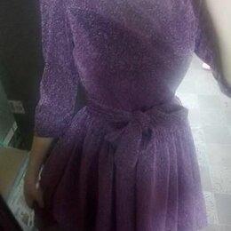 Платья и сарафаны - Трикотажное платье, 0