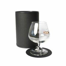 """Бокалы и стаканы - Фужер """"Brandy"""" 410 мл в подарочном футляре, 0"""