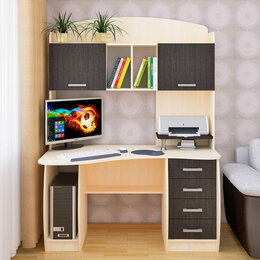 Компьютерные и письменные столы - Компьютерный стол СК-45, 0