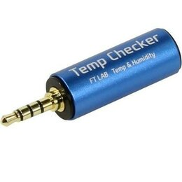 Метеостанции, термометры, барометры - Термометр-гигрометр для смартфона FTC-001, 0