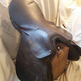 Сувениры - Седло для коня старинное  Waldhausen охотничье для реставрации, 0