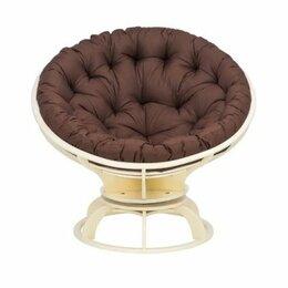 Кресла и стулья - Кресло механическое papasan Tesla chocolate, 0