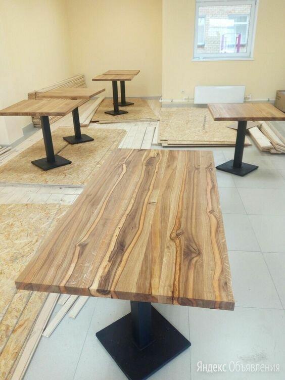 Столы для кафе, ресторана,кофейни по цене 8500₽ - Мебель для учреждений, фото 0