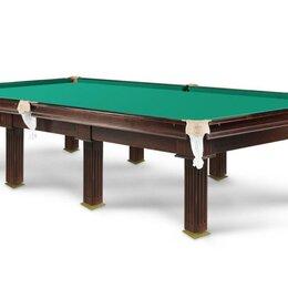Столы - Бильярдный стол Камень S.S 40 мм.размер 10 фут, 0
