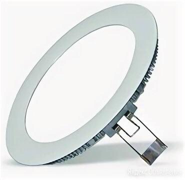 Светильник встроенный FL-LED PANEL-R03 4000K 3Вт 270Лм круглый по цене 100₽ - Люстры и потолочные светильники, фото 0