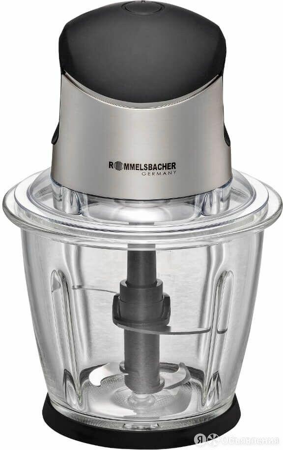 Измельчитель ROMMELSBACHER MZ 500 по цене 6250₽ - Кухонные комбайны и измельчители, фото 0