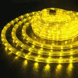 Интерьерная подсветка - Дюралайт с контроллером, 8 режимов, 10м, белый теплый, 0
