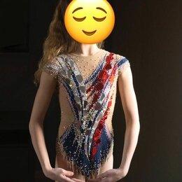 Спортивные костюмы и форма - Купальник для художественной гимнастики 142-152 см, 0