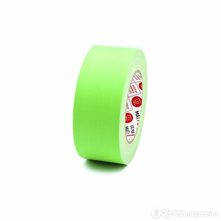 Клейкая лента DGTAPE Гаффа тейп 50мм/25м - Зеленый по цене 795₽ - Строительный скотч, фото 0