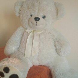 Мягкие игрушки - Плюшевый медведь, средний размер, 0