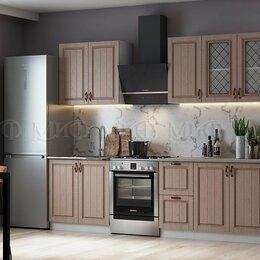 Кухонные гарнитуры - Кухня Настя 2.0 трюфель, 0