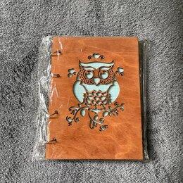 Бумажная продукция - Новый блокнот / общая тетрадь в клетку / подарок, 0