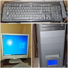 Настольные компьютеры - Компьютер целиком , 0