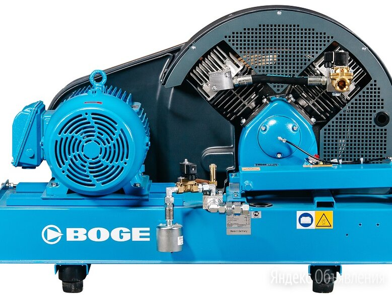 BOGE KOMPRESSOREN Otto Boge GmbH Co. KG Компрессор SRHV 170-10 по цене 624522₽ - Грузоподъемное оборудование, фото 0
