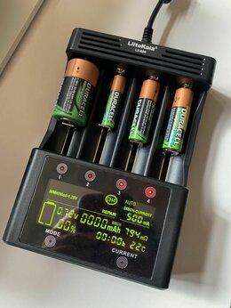 Зарядные устройства для стандартных аккумуляторов - Зарядное устройство LiitoKala Lii-600, 0