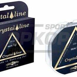 Леска и шнуры - Леска Mikado Crystalline 150 м 0,32-0,40 1/10 (х5), 0