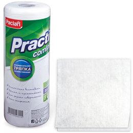 Влажные салфетки - Универсальные салфетки Paclan Practi Comfort, 0